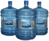 5 Gallon Bottles